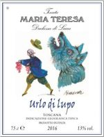 Tenuta Maria Teresa Urlo di Lupo 2016 vino rosso